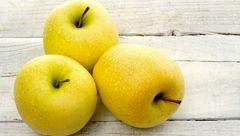 لاغری فوری با گاز زدن به سیب