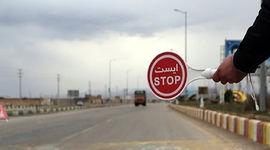 شهرهای آبی محدودیت تردد شبانه ندارد + فیلم / پلیس اعلام کرد