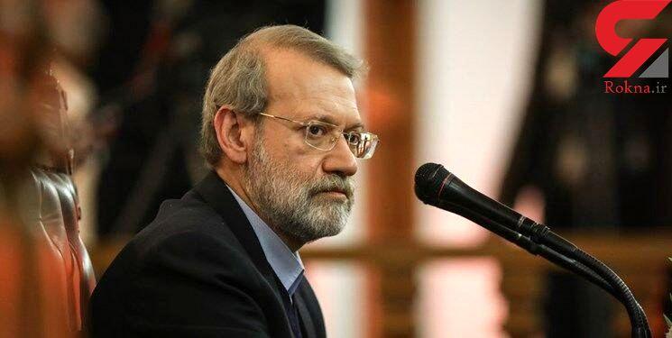 لاریجانی : زندان مجموعهای برای تربیت مجرم نیست / نمایندگان مجلس چشمان قوه قضائیه هستند