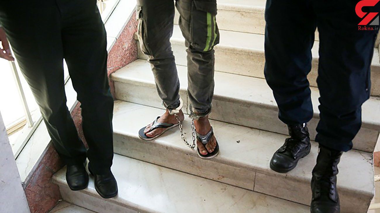 پایان قدرت نمایی با اسلحه / گنده لات اسلام آباد غرب دستگیر شد