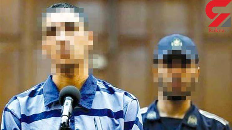 توبه قاتل بنیتا کوچولو در زندان!/او اعدام می شود؟