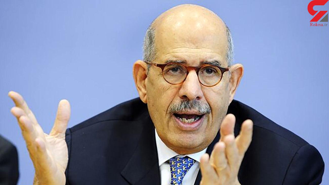 البرادعی: تقابل آمریکا با سایر کشورها در شورای امنیت خطرناک است