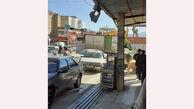 لودرها به جان خیابان های ایذه افتاده اند + فیلم و عکس
