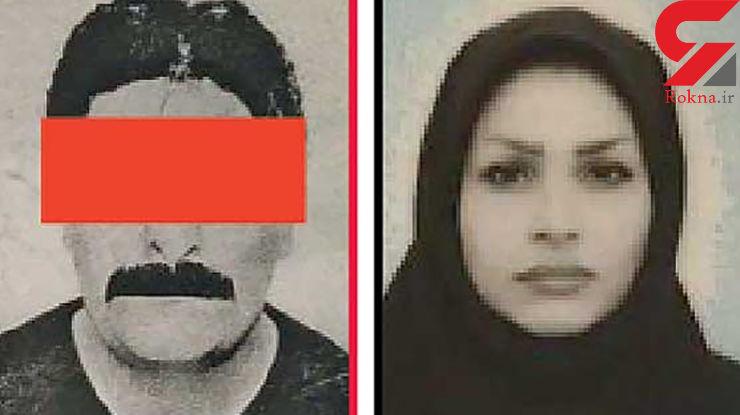 مردی  با تبر زنش را تکه تکه کرد! / درچابهار رخ داد + عکس زن جوان و قاتل
