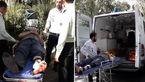 شلیک دقیق پلیس به مچ پای  مرد خطرناک/در تهران رخ داد+عکس