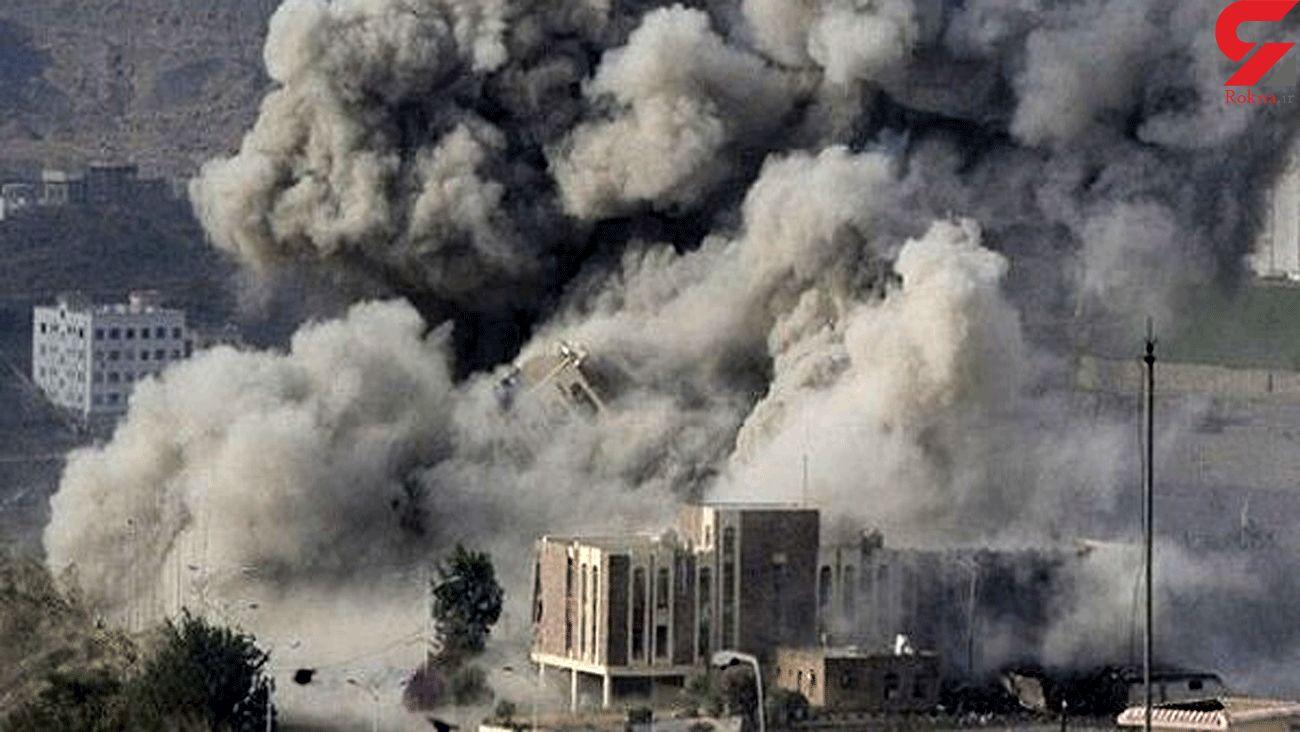 Saudi coalition bombs Yemeni refugee camps in Sirwah