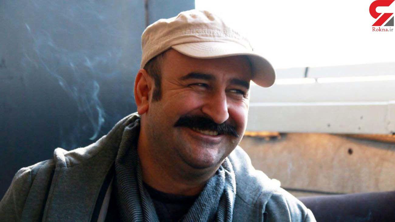 مهران احمدی : کارگردان فیلم کوسه اجازه ماسک زدن به بازیگران نمی دهد +فیلم