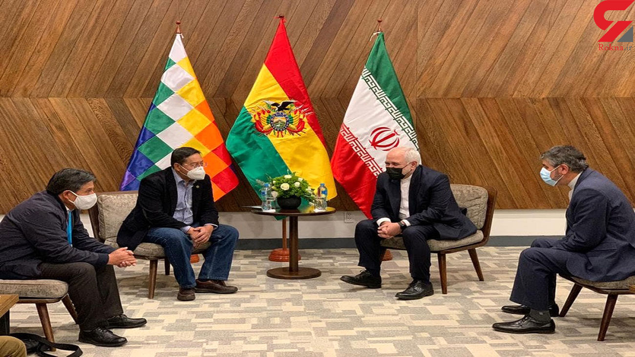 ایران آماده تقویت و گسترش روابط با بولیوی است