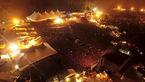 80 نفر در یک جشنواره زیر دست وپا ماندند