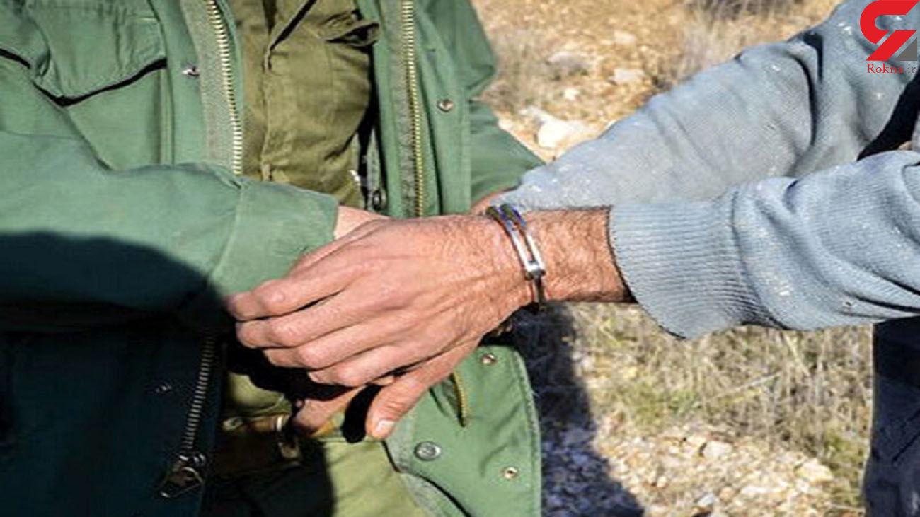 دستگیری یک قاچاقچی انبه در چابهار