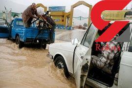 بارندگی شدید موجب قطع برق شهر بندر عباس شد