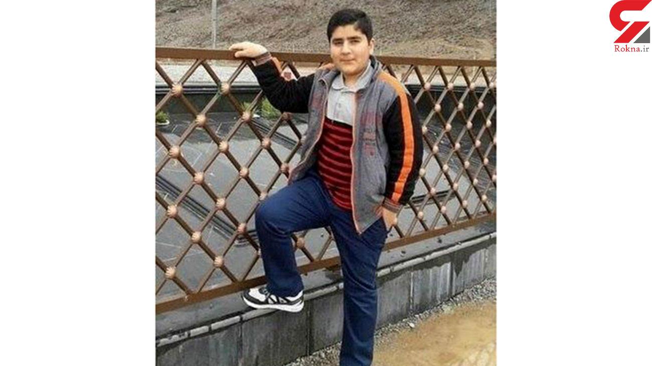 مرگ دردناک دانش آموز رشته تجربی در فارس بر اثر کرونا + عکس تلخ
