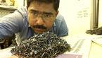 اقدام عجیب مرد هندی رسانه ای شد+ تصاویر