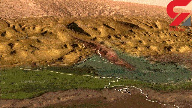 گردش روی مریخ ادامه دارد