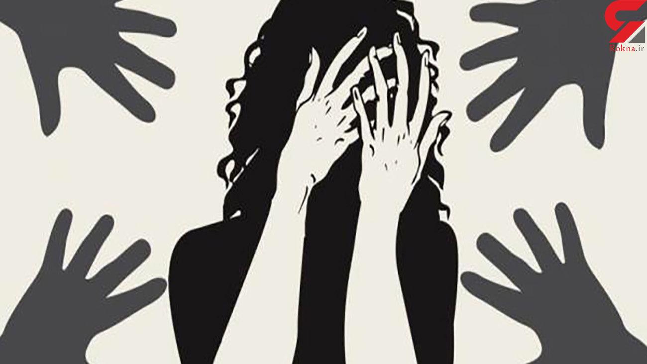 انتشار فیلم آزار گروهی 6 مرد به دختر 15 ساله / تماشاچیان به پلیس زنگ نزدند / امریکا