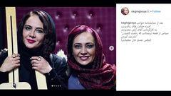 دو خواهر بازیگر ایرانی که فامیلی متفاوتی دارند+عکس