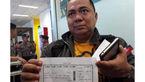 این مرد شانس آورد دیر به هواپیمای مرگ رسید! + عکس