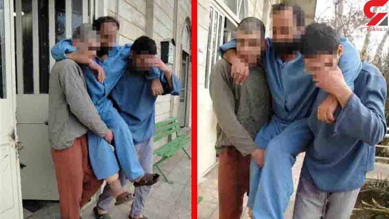 شلیک دقیق پلیس به دزد هفت تیرکش + عکس 3 عضو باند