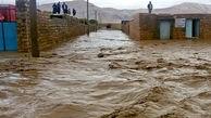 درگیری خونین و مسلحانه اهالی 2 روستا گلستان بر سر خروج سیلاب+ عکس