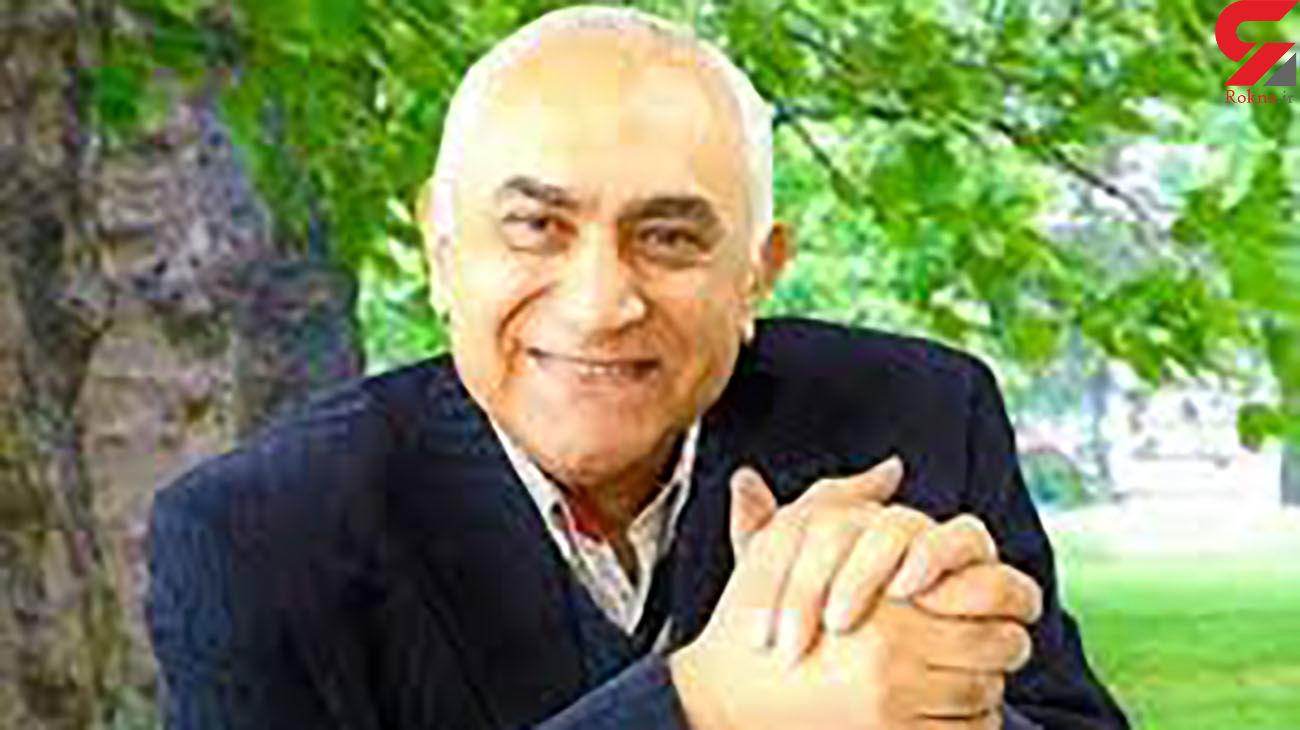 ناصر ممدوح با دنیای تصویر خداحافظی کرد