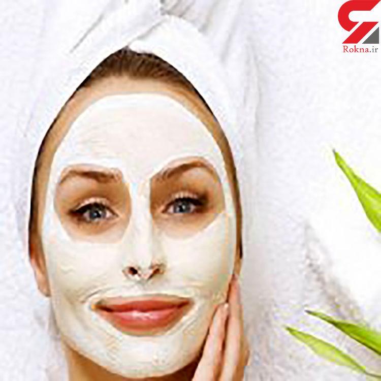 ماسک های طبیعی برای زیبایی پوست صورت