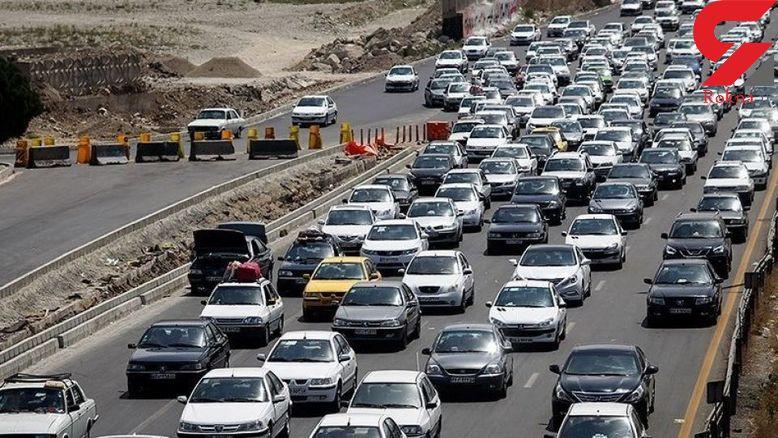 وزش باد و گرد و خاک در استانهای کرمان و سیستان و بلوچستان