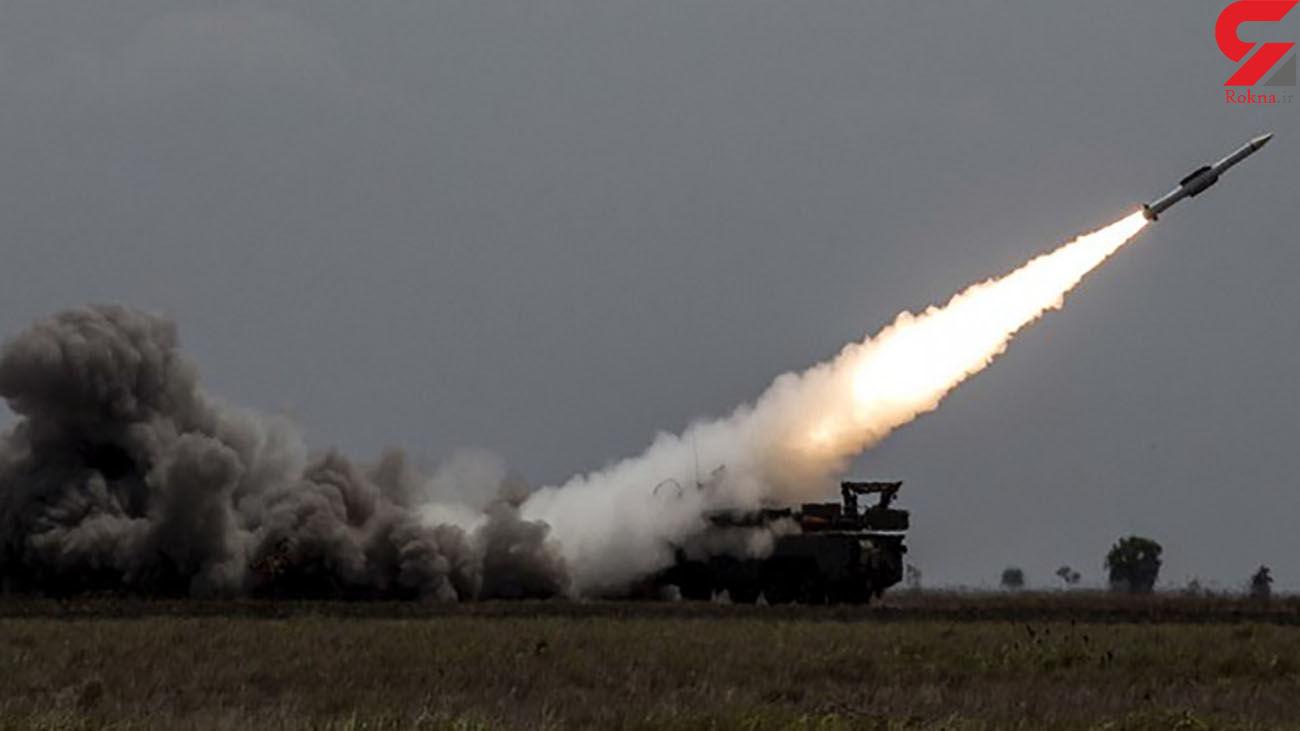 آمادگی پدافند هوایی ارتش برای مقابله با هرگونه تهدید هوایی