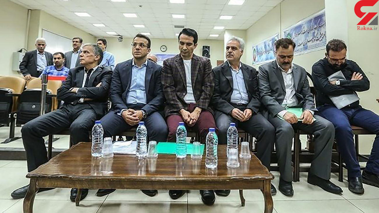 نماینده دادستان به متهمان پرونده ایروانی ! : تحریم را دور زدید یا ملت را؟ + عکس