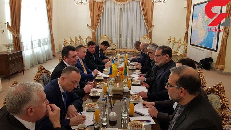 بیانیه شورای امنیت ملی و دفاعی اوکراین در خصوص هواپیمای مسافربری اوکراینی