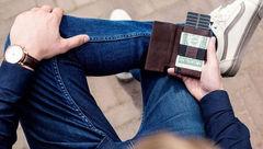 کیف پولی که هرگز گم نمیشود+عکس