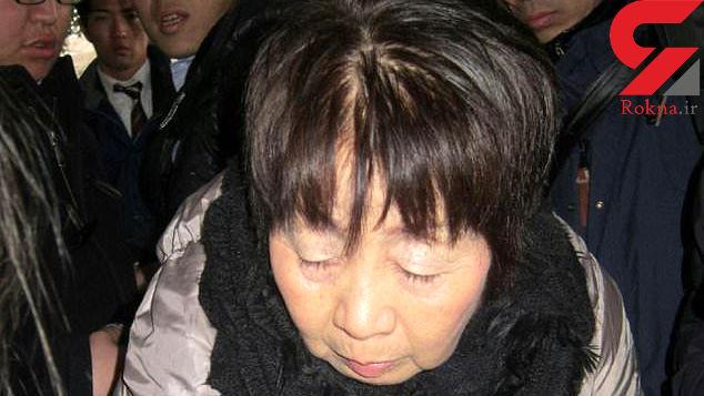 زن بیوه 4 شوهر خود را کشته است + عکس قاتل