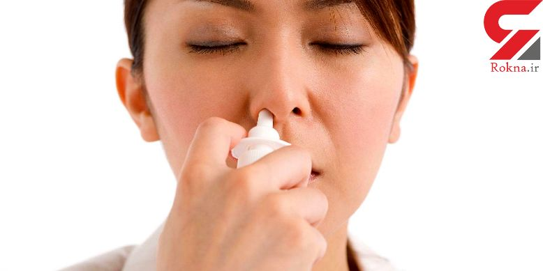 شست و شوی بینی با آب نمک راه درمانی سینوزیت