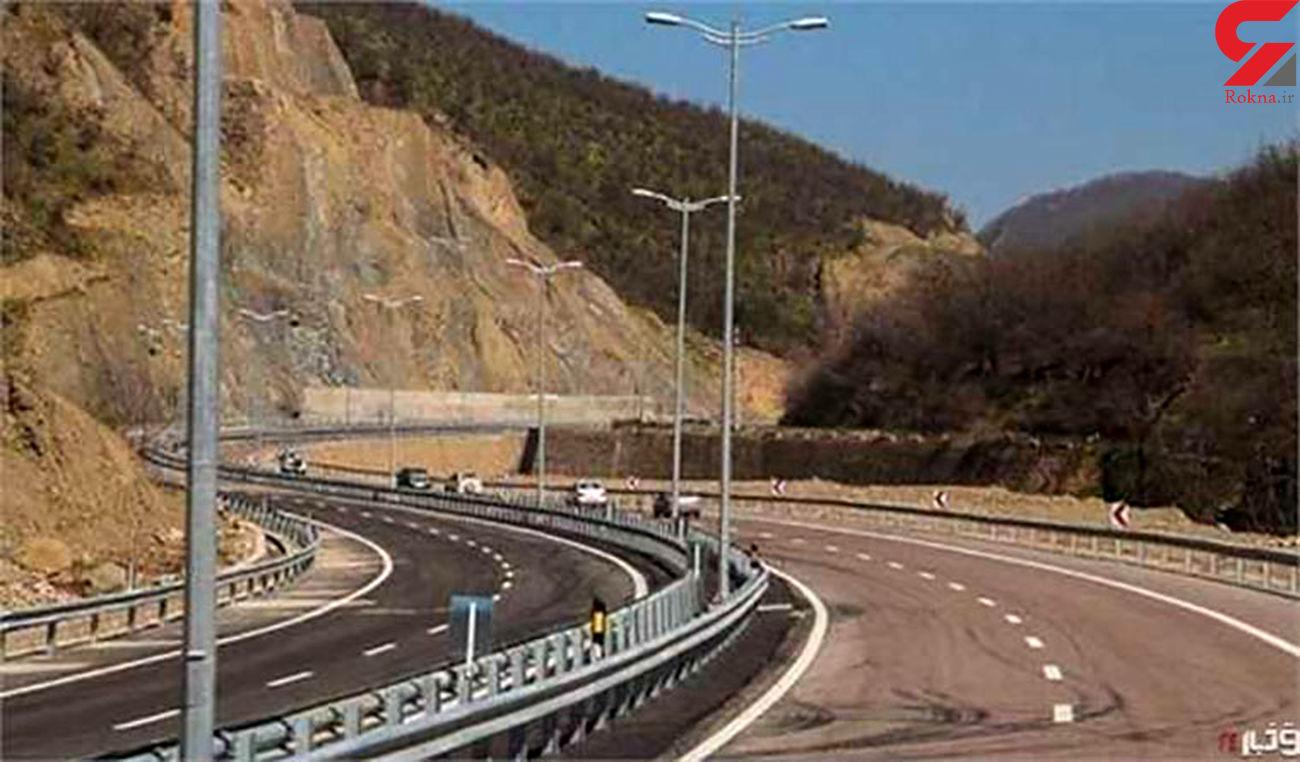 عوارض آزاد راه تهران شمال نهایی شد