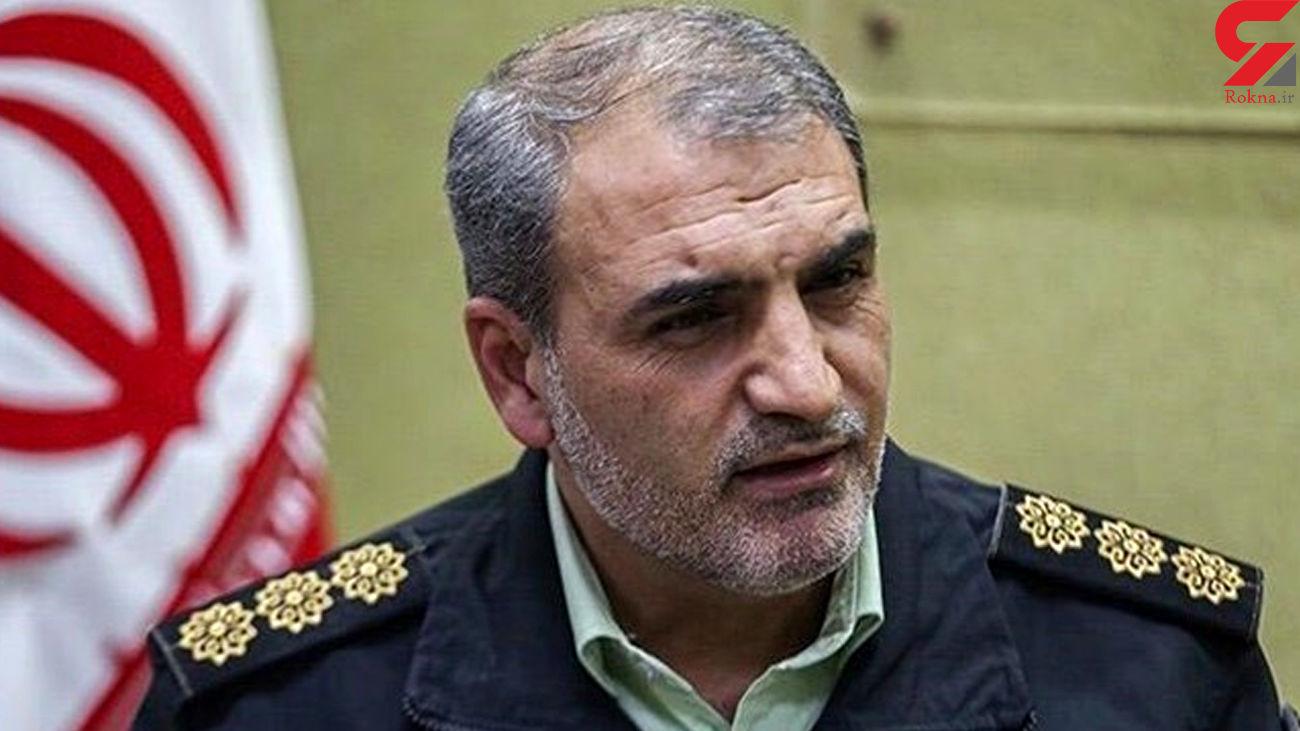 هشدار جدی رییس پلیس مترو تهران به مسافران
