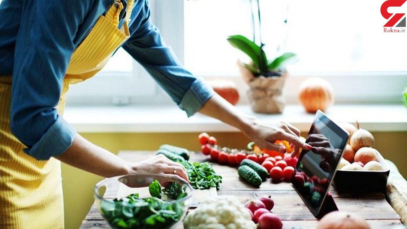 غذایی آسان، به صرفه و سالم برای روزهای کرونایی