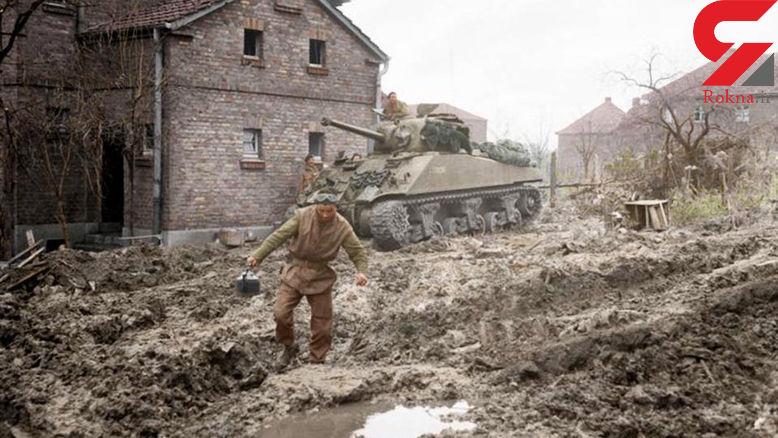 تصاویر رنگی دیده نشده از جنگ جهانی دوم + عکس