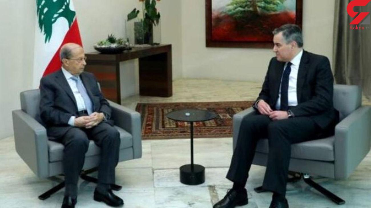 استعفای نخستوزیر مکلف به تشکیل دولت لبنان