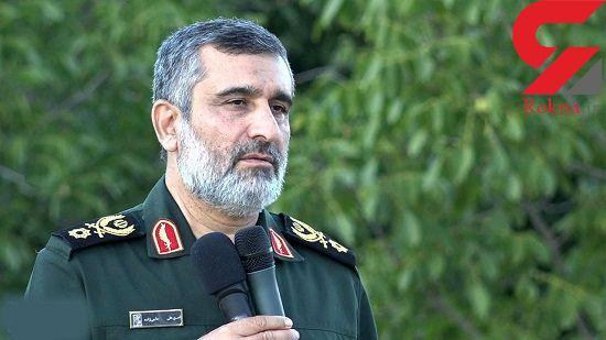 سردار حاجیزاده: از قدرتهای موشکی جهان هستیم