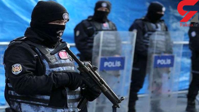بازداشت 24 خارجی در ترکیه به اتهام عضویت در داعش