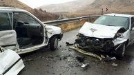 تصادف زنجیره ای با 8 کشته و مصدوم در چهار محال و بختیاری