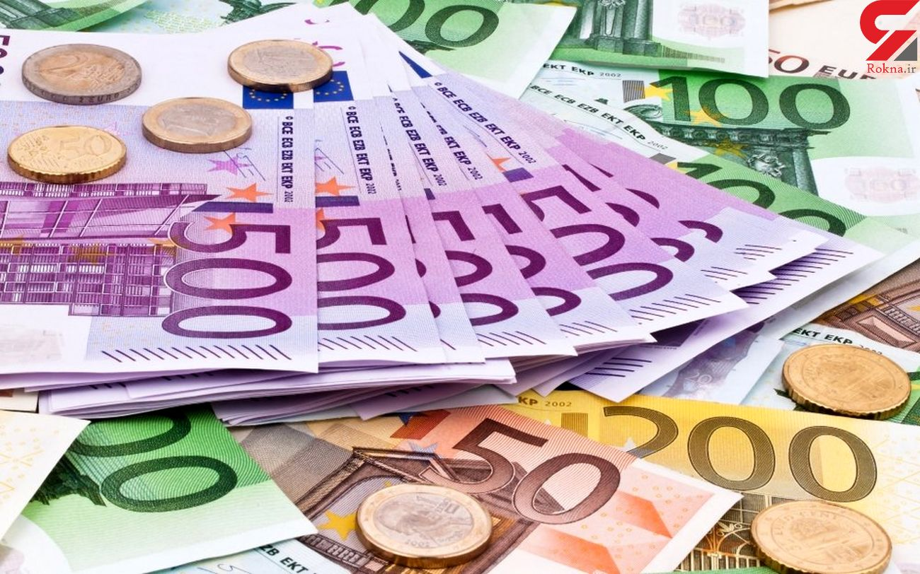 قیمت دلار و قیمت یورو امروز دوشنبه 22 دی ماه 99 + جدول
