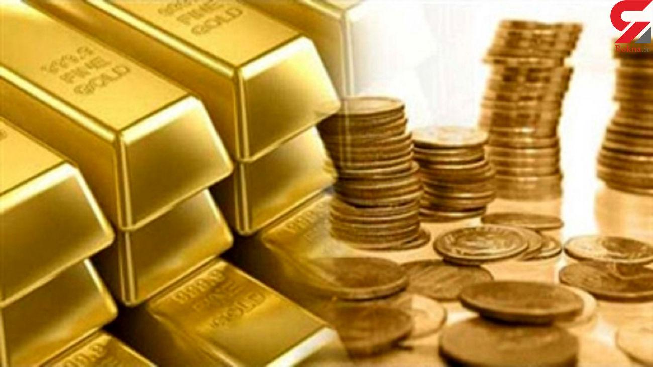 قیمت سکه و طلا در 15 مرداد ماه
