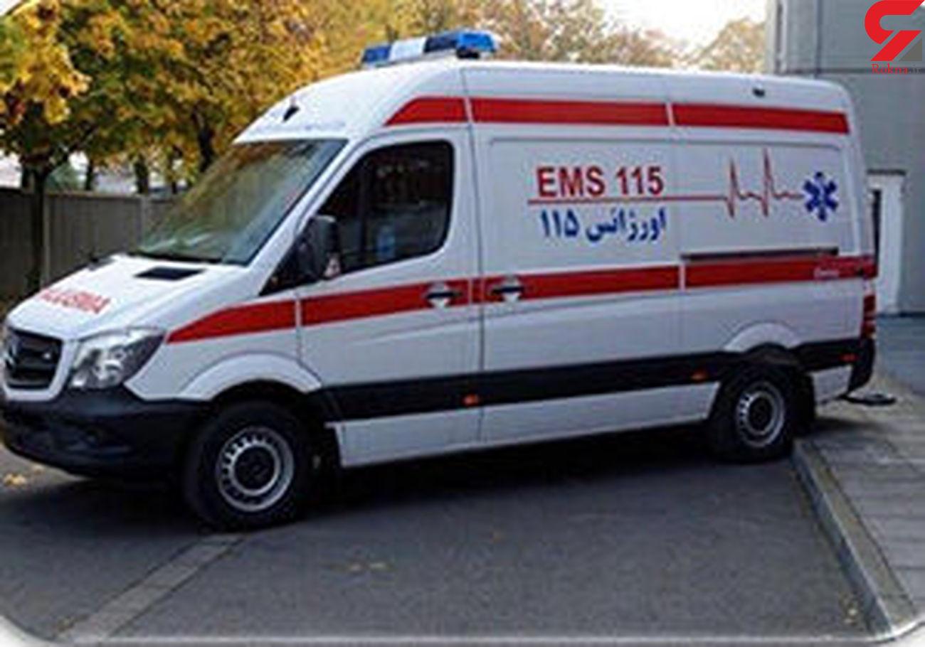 12  نفر توسط اورژانس تبریز از مرگ حتمی نجات یافتند