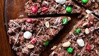 پیتزای شکلات ایده ای نو برای صبحانه