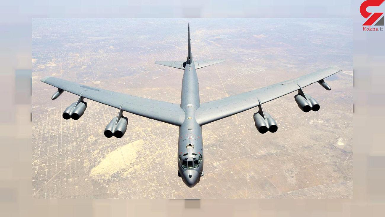 آمریکا 2 بمب افکن دیگر به خاورمیانه فرستاد