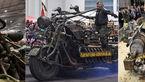 سنگین ترین موتورسیکلت دنیا+عکس