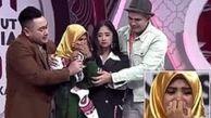 وحشتناک ترین اتفاق برای یک دختر در برنامه زنده تلویزیونی+ فیلم / مالزی