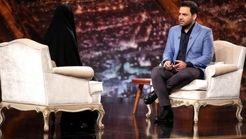 مهمان «ماه عسل» در برنامه زنده به پای همسرش افتاد +فیلم لحظه افتادن