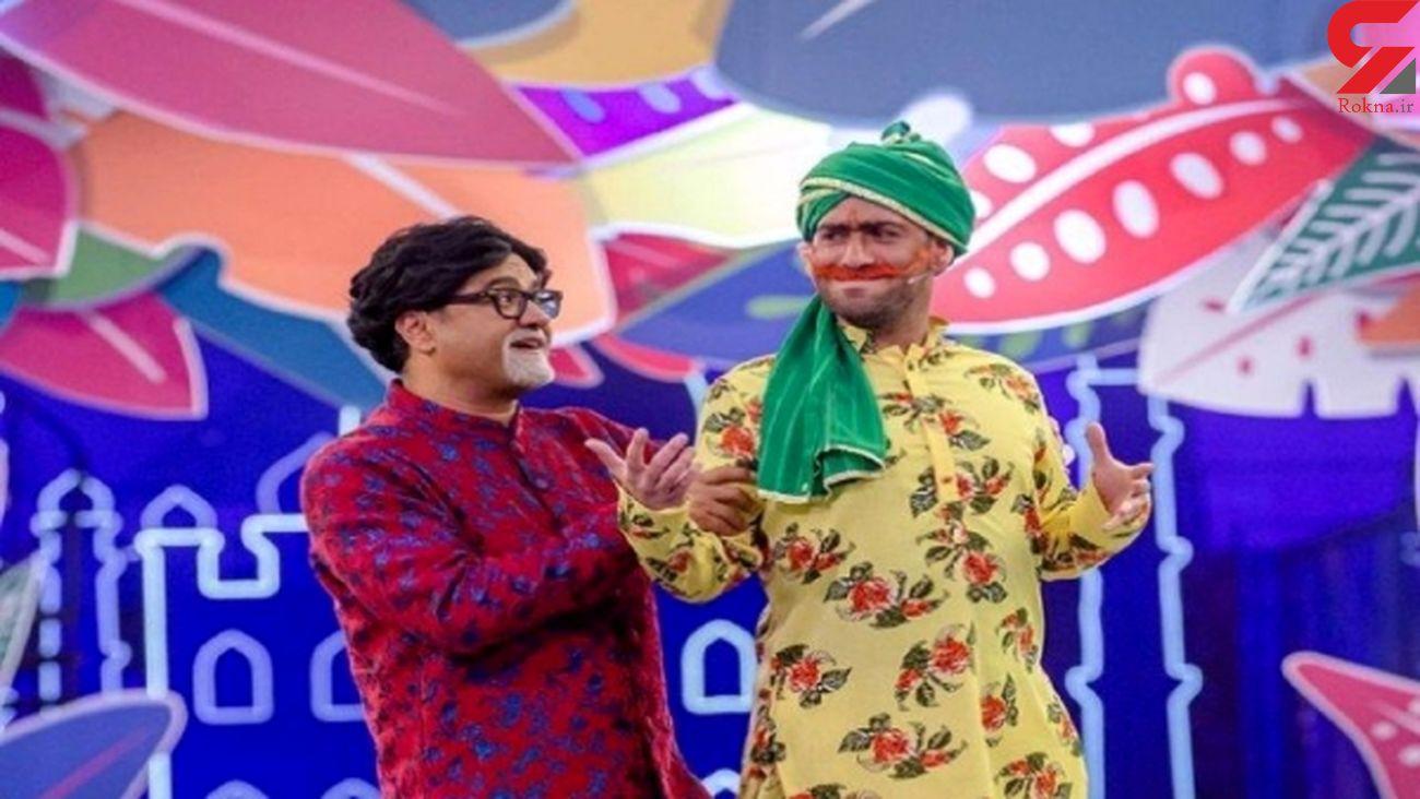 فیلم رقص هندی رامبد جوان و سانسورسپند امیرسیلمانی
