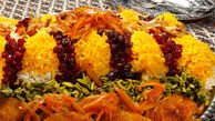 مرصع پلو مجلسی غذایی خاص ویژه مهمانی ها + دستور پخت